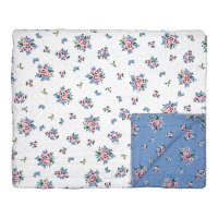 Quilt - 140x220 - Nicoline dusty blue