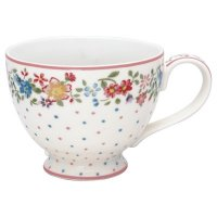 Teacup - Belle white *VORBESTELLUNG